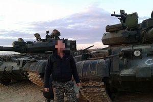 Nga chuyển loạt tăng mới nâng cấp cho Syria