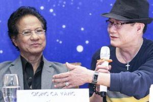 Danh ca Tuấn Vũ tiết lộ: 'Vì sao tôi gọi anh Chế Linh bằng thầy?'