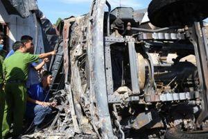 Vụ xe bồn gây cháy, 6 người chết: Lời kể hãi hùng của nhân chứng