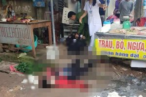 Nghi phạm dùng súng và dao sát hại cô gái đã uống thuốc diệt cỏ trước khi gây án