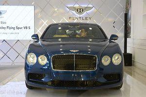 Bentley Flying Spur V8 S giá 16,868 tỷ đồng về Việt Nam