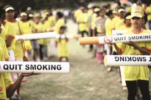 Góc khuất trong chiến dịch chống thuốc lá toàn cầu