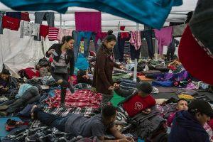 Người di cư Trung Mỹ và chân trời vô định