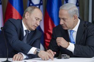 Rộ tin Nga bất ngờ 'mặc cả' với Israel và Mỹ về chiến sự Syria