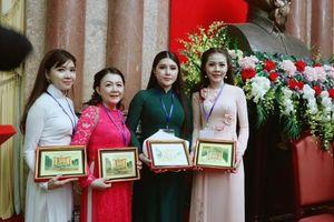 Mỹ phẩm Phúc Ngân tổ chức Gala hoành tráng 'Vinh danh Người Phụ nữ' năm 2019