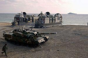 Liên quân Mỹ - Hàn giảm quy mô tập trận, tránh chọc giận Triều Tiên