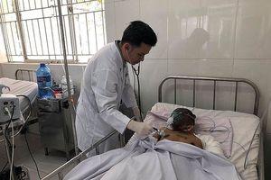 Vụ nổ xe bồn ở Bình Phước: Tài xế đang nguy kịch