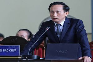 Bị cáo Phan Sào Nam: 'Cám ơn Viện kiểm sát đã xem xét thấu tình, đạt lý'