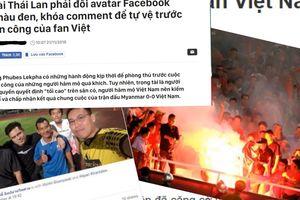 'Tấn công' Facebook trọng tài và đốt pháo sáng trên sân: Giới trẻ nghĩ gì?
