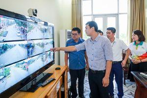 Lào Cai: Lắp camera giám sát an ninh và giao thông
