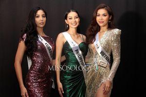 Minh Tú được dự đoán giành vương miện Hoa hậu Siêu quốc gia 2018