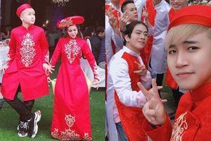 Hot vlogger Huy Cung gây sốt khi bí mật tổ chức đính hôn với nữ sinh viên xinh đẹp ở tuổi 23