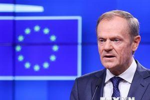 Anh, EU nhất trí dự thảo tuyên bố về tương lai quan hệ song phương