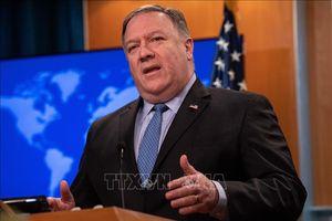 Ngoại trưởng Pompeo hy vọng cuộc gặp thượng đỉnh Mỹ-Triều diễn ra vào đầu năm 2019