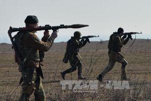 Nga phản đối Anh tăng cường hiện diện quân sự tại Ukraine