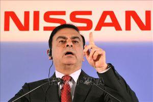 Ông Carlos Ghosn bị bãi nhiệm chức Chủ tịch Nissan