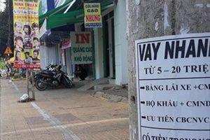Bắt nhóm đối tượng từ Hà Nội vào Đắk Nông cho vay tín dụng đen lãi suất 365%/năm