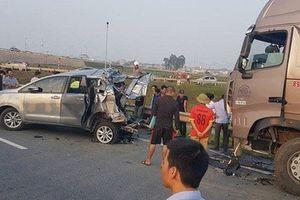 Vụ án lùi xe trên cao tốc: Lái xe Lê Ngọc Hoàng có cần cách ly xã hội?