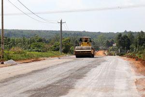 Bất cập dự án nâng cấp, xây dựng tuyến đường Sông Nhạn - Dầu Giây