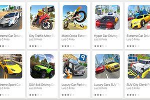 Lật tẩy các ứng dụng Android độc hại đội lốt game