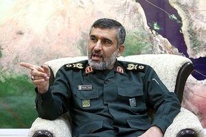 Tướng Iran: Căn cứ quân sự Mỹ nằm trong phạm vi hoạt động của tên lửa
