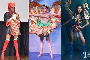 Bánh Mì của H'Hen Niê có đủ sức đánh bại loạt trang phục dân tộc độc-lạ-dị tại Miss Universe 2018?