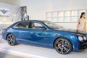 Xe siêu sang Bentley về Việt Nam giá gần 17 tỷ đồng có gì đặc biệt?