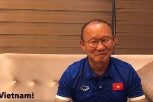 Báo châu Á: 'HLV Park Hang Seo vẫn đang thành công trong việc giấu bài'