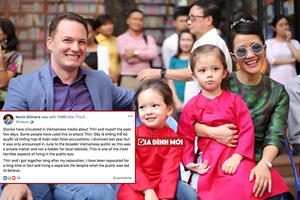 Bị đồn ly hôn vì 'người thứ 3' chồng cũ Diva Hồng Nhung bất ngờ tiết lộ sự thật đằng sau