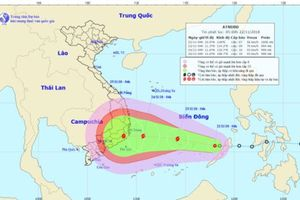 Ứng phó với áp thấp nhiệt đới: Chủ động sơ tán dân vùng nguy cơ xảy ra ngập lụt