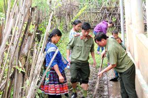 Công an tỉnh Lai Châu học tập và làm theo tư tưởng, đạo đức, phong cách Hồ Chí Minh
