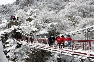 Hàn Quốc đẩy mạnh quảng bá du lịch mùa đông