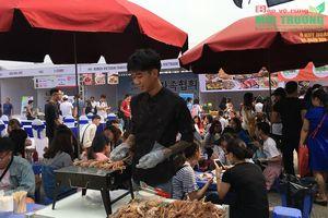 Lễ hội Văn hóa và ẩm thực Việt Nam - Hàn Quốc