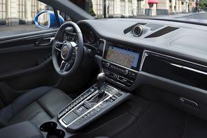 Porsche Macan 2019 chuẩn bị đến Mỹ