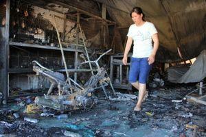 Cháy xe bồn thảm khốc ở Bình Phước: Danh tính nạn nhân tử vong