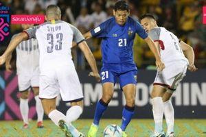 Kết quả bảng B AFF Cup 2018: Phillipines cầm hòa Thái Lan, Singapore đại thắng Timor Leste