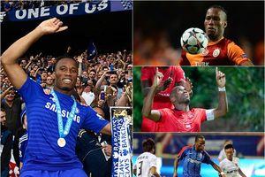 Những dấu mốc đáng nhớ trong sự nghiệp của Didier Drogba: London là nhà