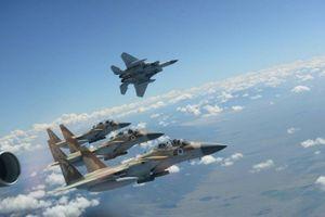 'Tin dữ' cho hệ thống phòng không Syria: Israel sắp có thêm một phi đội F-15IA từ Mỹ