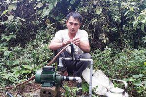 'Sống mòn' nơi Làng Thanh niên lập nghiệp sông Chàng
