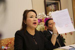 Hôm nay Eximbank và bà Chu Thị Bình sẽ giáp mặt tại tòa