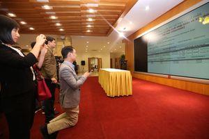 Viettel đấu giá trọn gói 94 triệu cổ phiếu VCG: Hai nhà đầu tư bỏ giá suýt soát nhau
