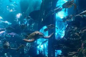 Đại dương bí ẩn và hoành tráng qua những phân cảnh của Đế vương Atlantis