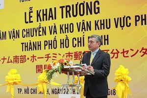 Bưu điện Việt Nam ứng dụng dây chuyền tự động, giảm nửa chi phí nhân công