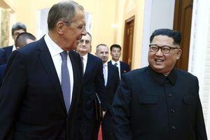 Nga - Triều Tiên bắt tín hiệu nóng phi hạt hạt nhân hóa