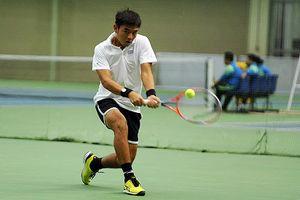 Lý Hoàng Nam giúp Bình Dương đoạt HCV đồng đội nam quần vợt
