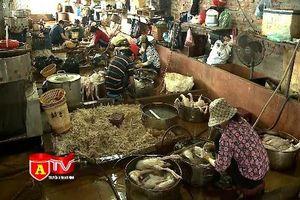 Siết chặt quản lý an toàn thực phẩm tại chợ đầu mối