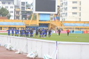 Tuyển Việt Nam: Chuẩn bị cho trận đấu cuối vòng bảng