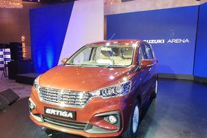 Xe 7 chỗ Suzuki Ertiga 2018 giá từ 10.500 USD tại Ấn Độ