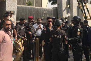 Nổ súng gây thiệt mạng sĩ quan tại lãnh sự quán Trung Quốc ở Pakistan