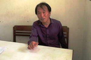Du khách Hàn Quốc cướp tài sản của tài xế taxi